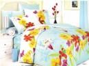 Foto Lenjerie de pat din bumbac satinat
